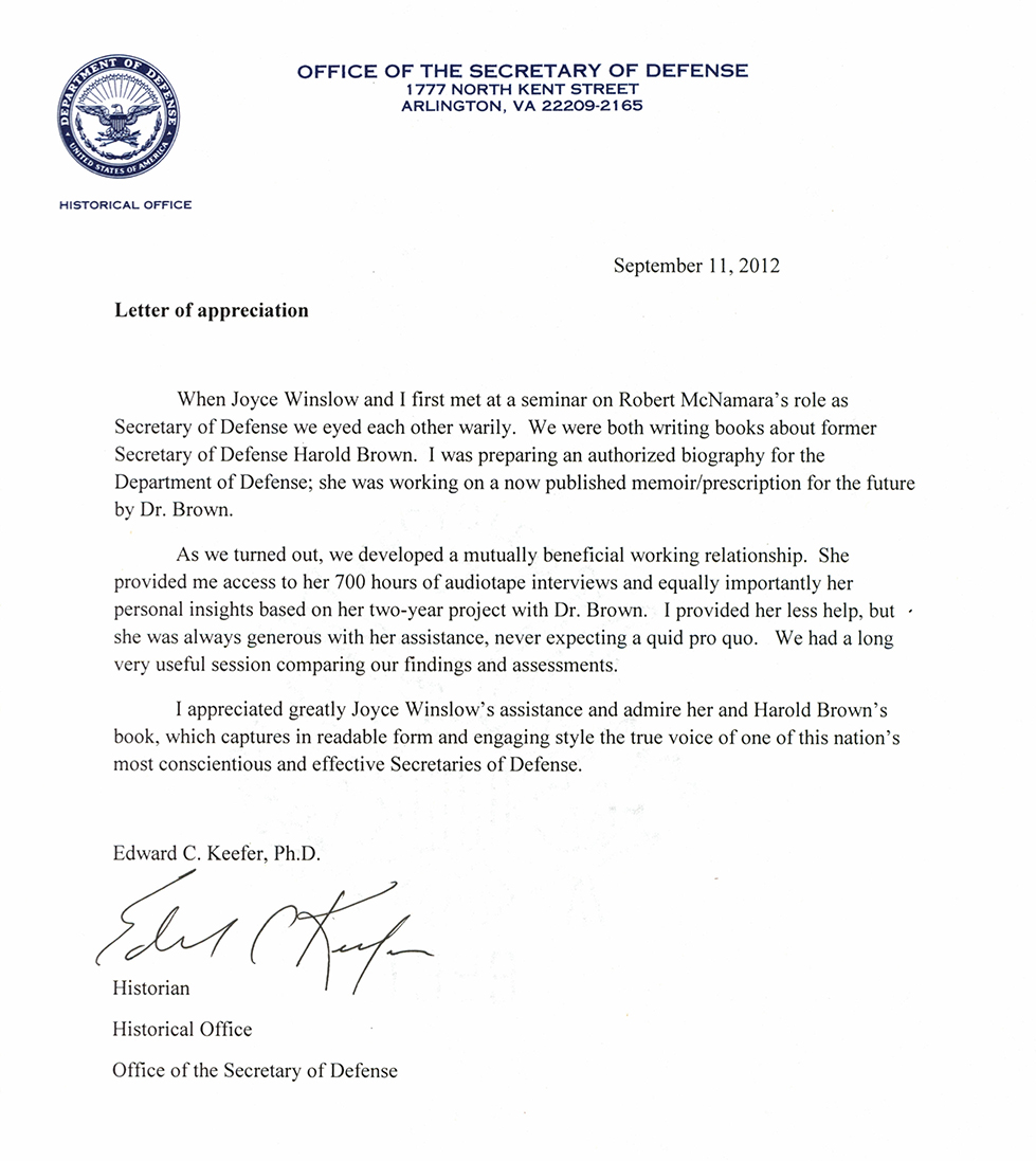 Keefer-letter_secdef_book